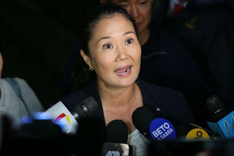 La líder opositora fue puesta en prisión preventiva en una causa que investiga la posible contribución ilícita de 1,2 millones de dólares de la firma brasileña Odebrecht a su partido