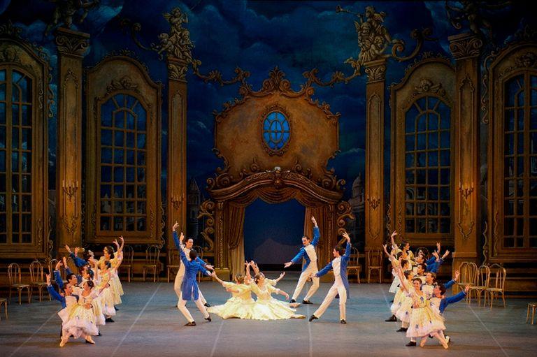 El Ballet Estable del Teatro Colón en un título para grandes y chicos