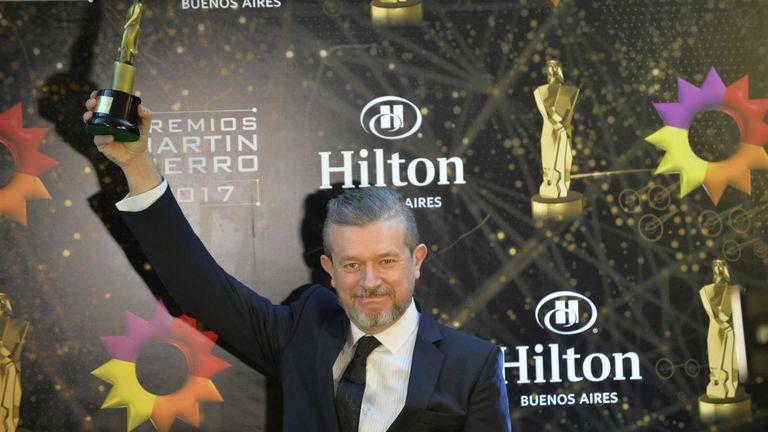 Alejandro Ripoll, mejor director por ShowMatch