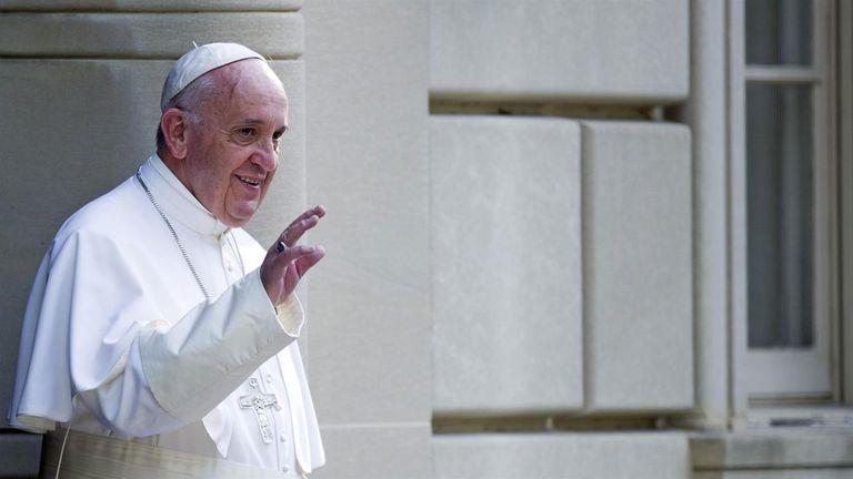 Francisco recibirá pasado mañana a la cúpula del episcopado venezolano