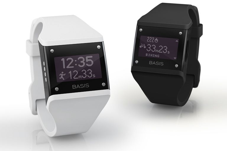 Los relojes inteligentes Basis tienen sensores y funciones para medir la salud y estado físico del usuario