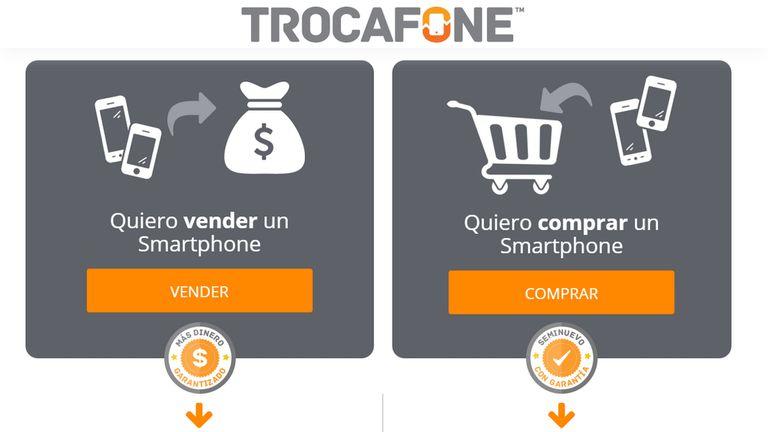 Disponible ahora en la Argentina, Trocafone lleva un año de funcionamiento en Brasil, con un promedio de 25 mil operaciones de compra y venta de smartphones