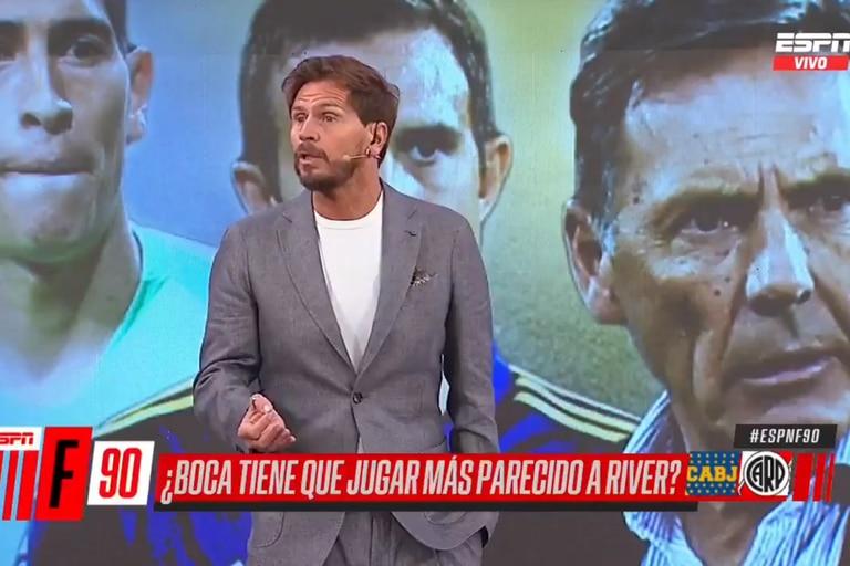 Sebastián Vignolo le pidió a Miguel Ángel Russoque se enoje para distanciarse del anterior entrenador xeneize Gustavo Alfaro