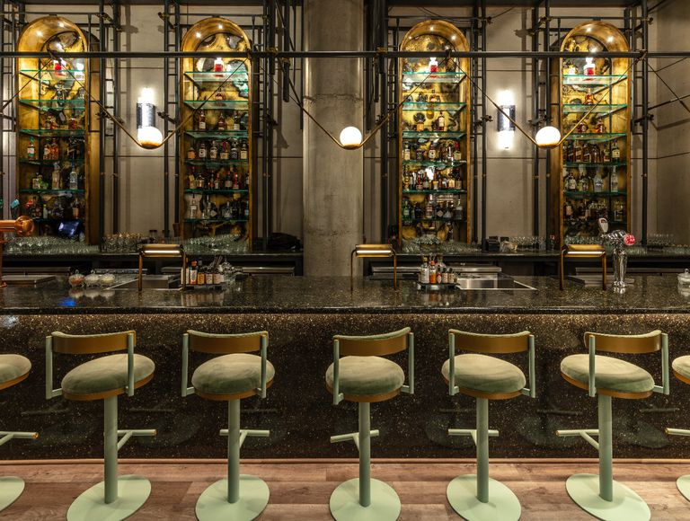 Un bar porteño fue elegido como el mejor de América por su impactante diseño