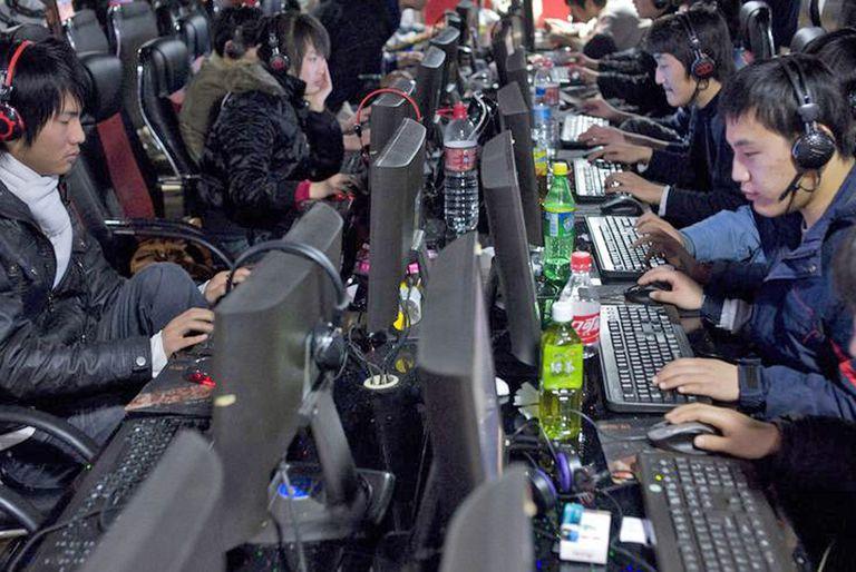 Aproximadamente el 62,5% de los menores chinos juegan a videojuegos con frecuencia