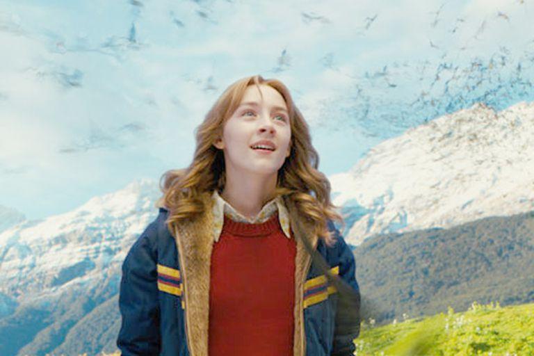 Saoirse Ronan como Susie Salmon en Desde mi cielo