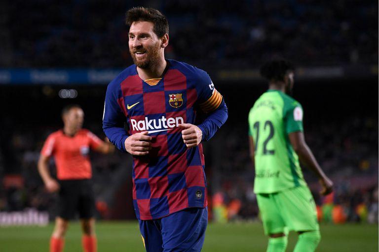 Barcelona goleó 5-0 a Leganés: dos gritos de Messi y pase a cuartos de la Copa