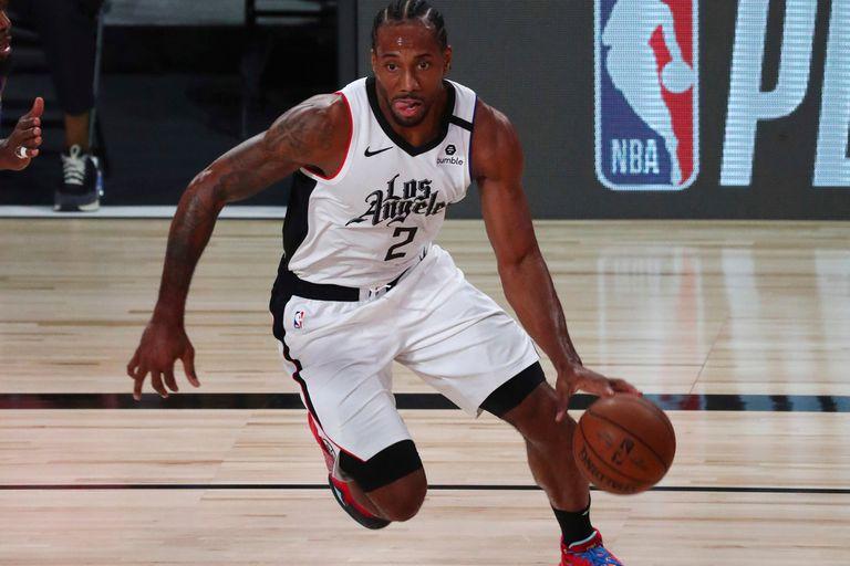 LA Clippers comienza las semifinales de la Conferencia Oeste de la NBA con su figura Kawhi Leonard