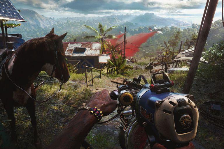 Así se verá el demorado Far Cry 6