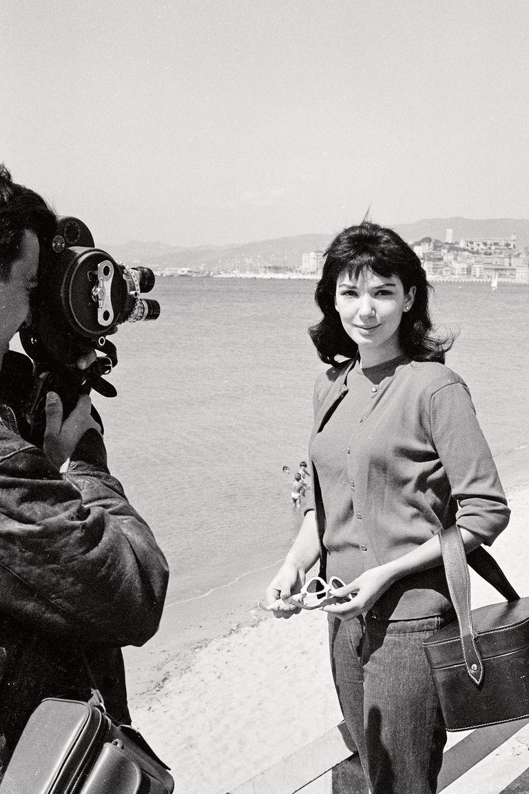 1 de mayo de 1959, en el Festival de Cannes