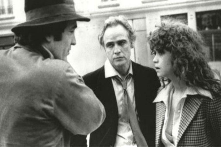 Último tango en París, el film de Bertolucci que le arruinó la vida a Schneider