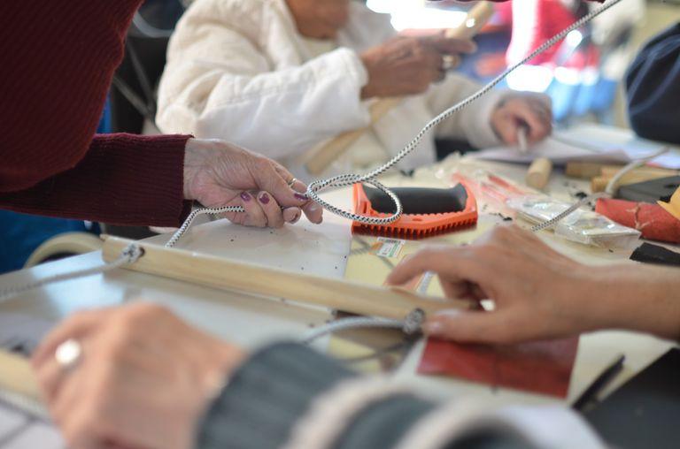 En el geriátrico viven 48 residentes