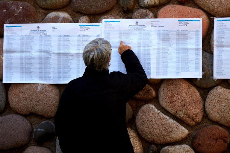 Consultá el padrón electoral para la provincia de Catamarca