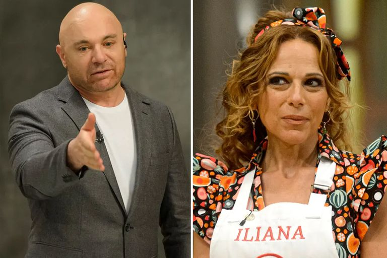 MasterChef Celebrity: Iliana Calabró reveló qué siente por Germán Martitegui
