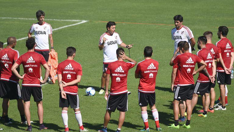River busca el sueño de una nueva Libertadores