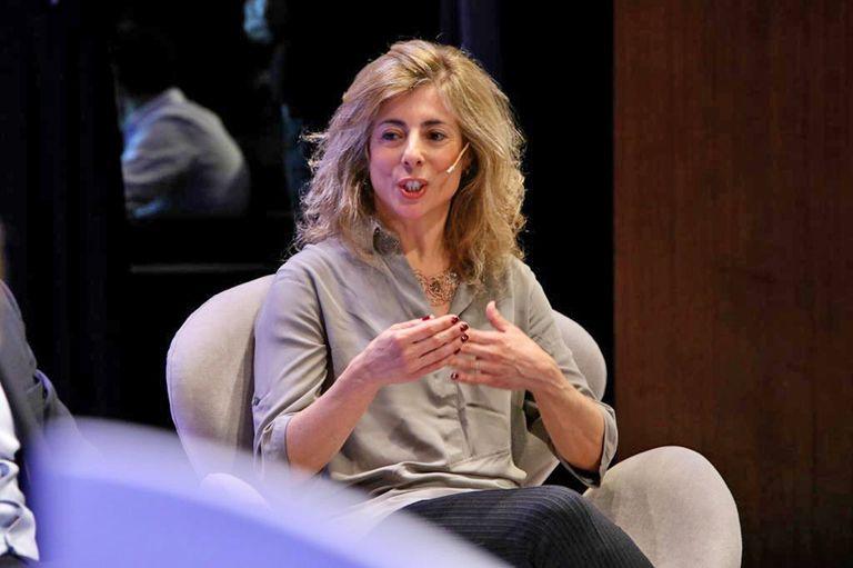 Carolina Baldi, founder de Algaebio+