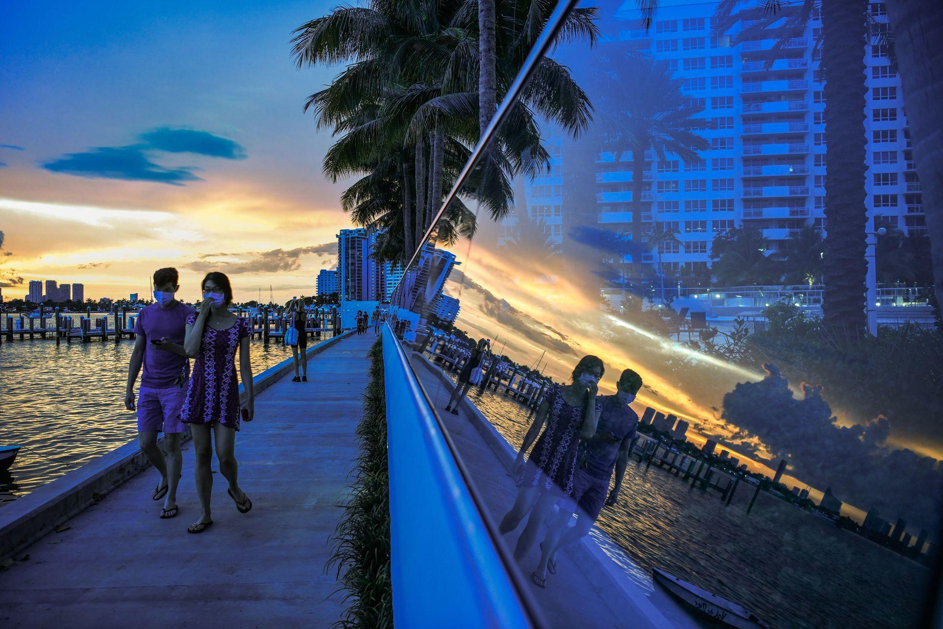 Vivir en Miami es diferente a frecuentarla en vacaciones