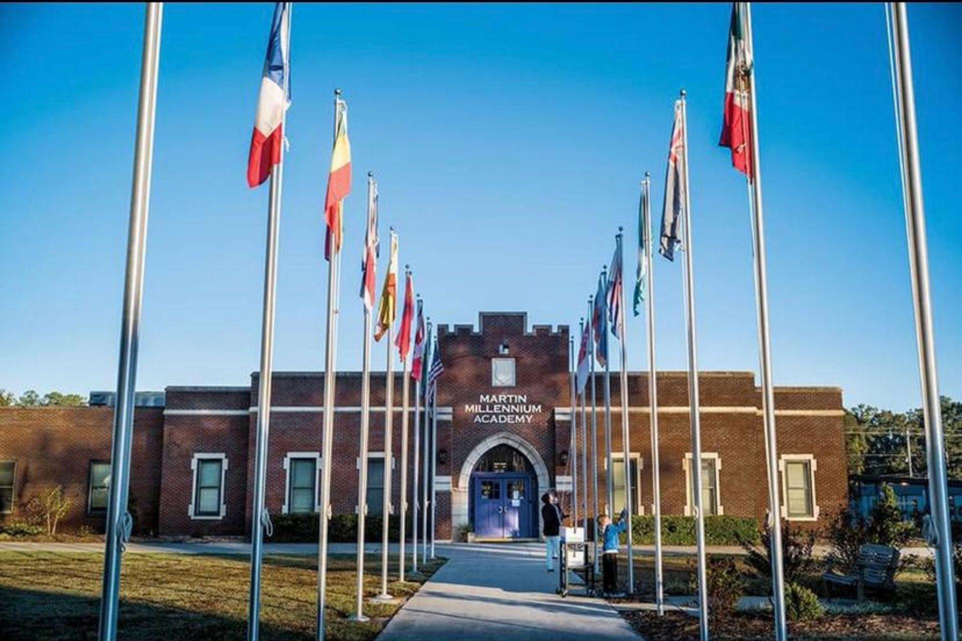 La escuela de Tarboro que tiene un programa de inmersión multicultural