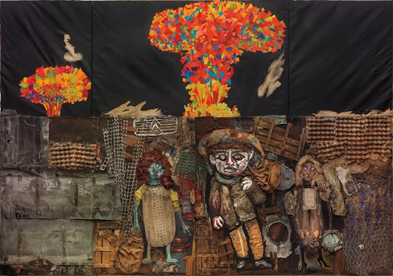El mundo prometido de Juanito Laguna (1962) , Colección Cancillería Argentina