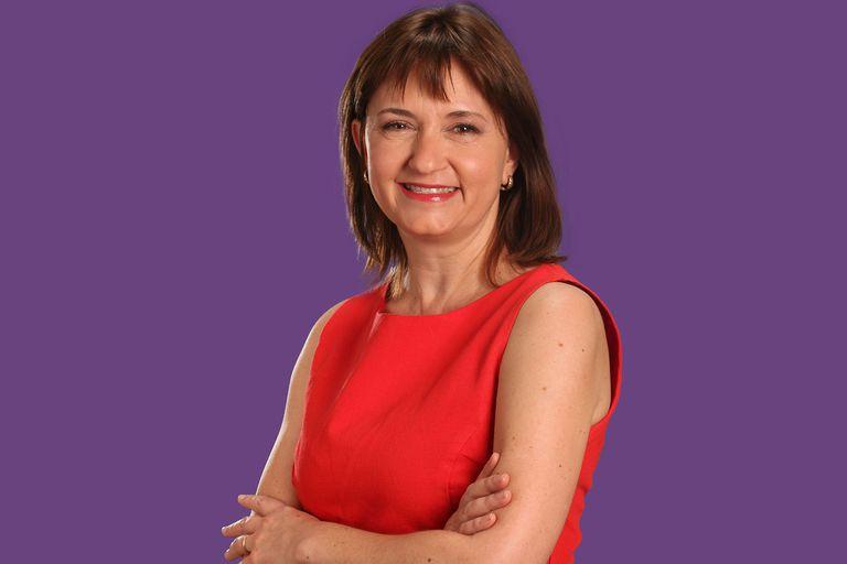 """María Elena DAngelo (Avon): """"A medida que pasaron las semanas fuimos haciendo acuerdos para balancear la vida laboral y la familiar"""""""