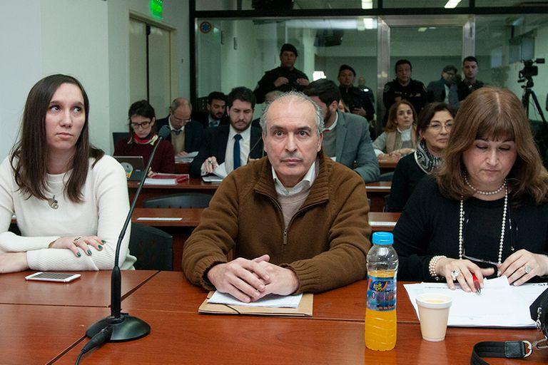 José López declaró y habló de los bolsos con millones de dólares