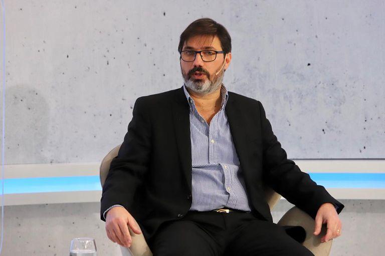 Esteban Sacchi, de Ford, la empresa que incorporó un nuevo esquema de trabajo, con descansos y horarios fijos de almuerzo, para que el teletrabajo no sea agobiante