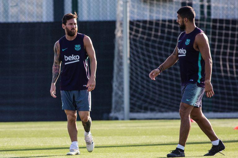 Tras 43 días, Messi vuelve a jugar y en busca de otro récord en Barcelona