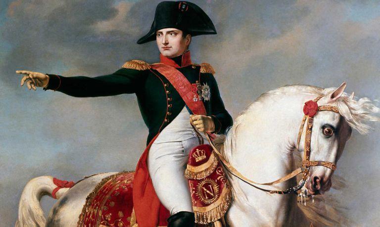 El mundo en el año de la Independencia: la derrota de Napoleón y las monarquías