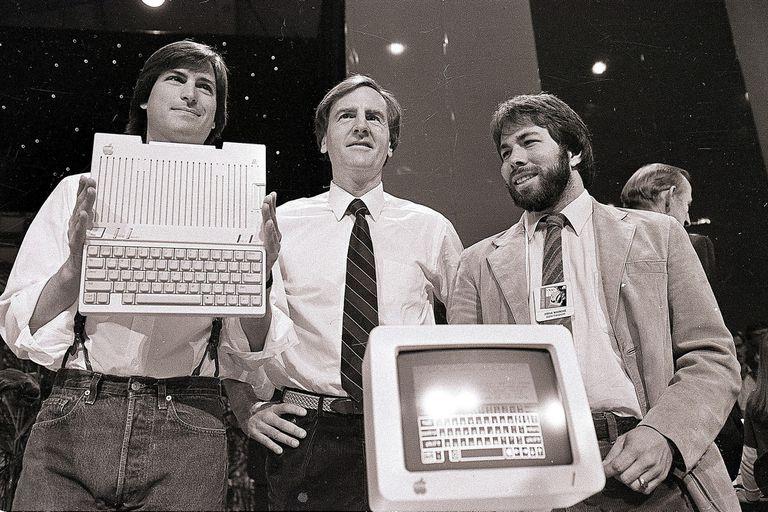 Cuando Apple armaba sus computadoras en Estados Unidos no le iba bien