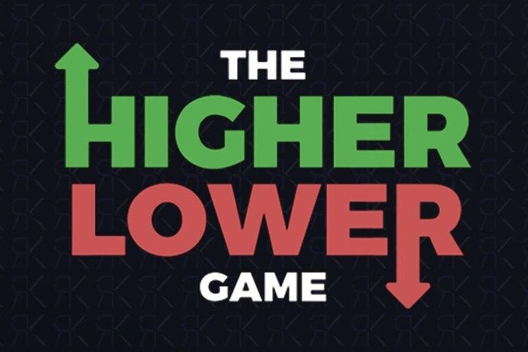 Higher or Lower, un juego gratis de 2018 en el que hay que adivinar, entre dos términos, cuál es el más buscado en Google