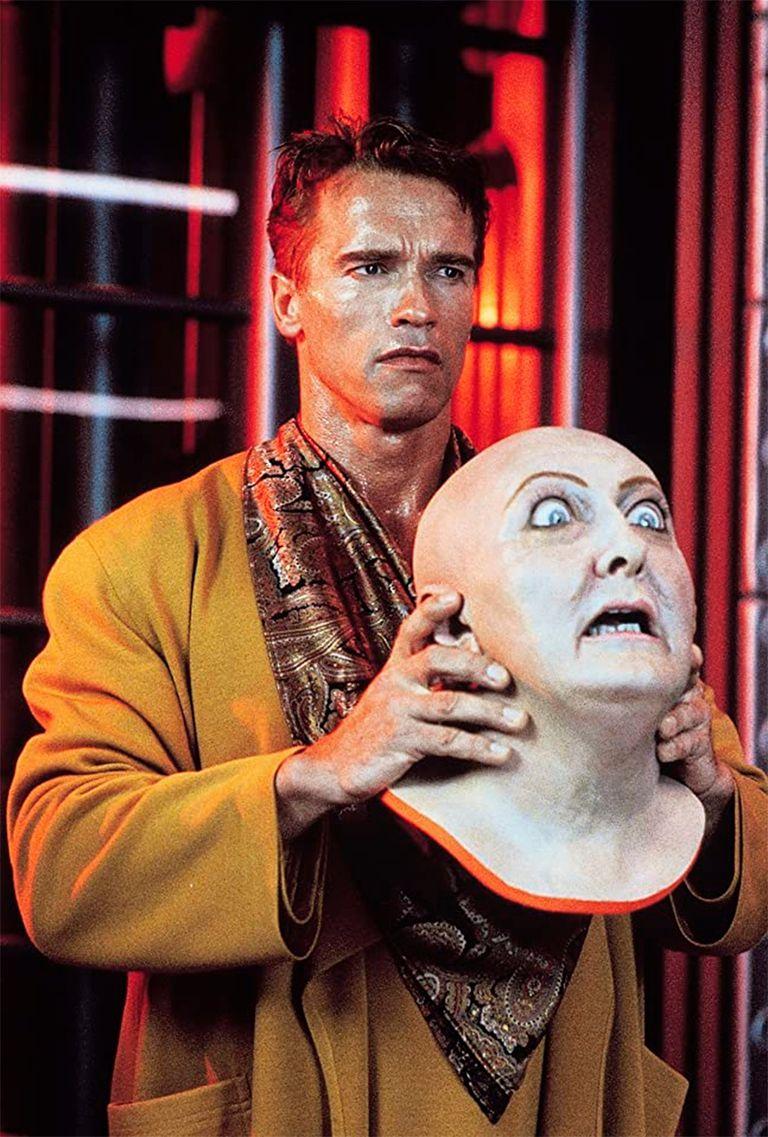 El Vengador del futuro se rodó durante cinco meses y de manera cronológica, según el guion