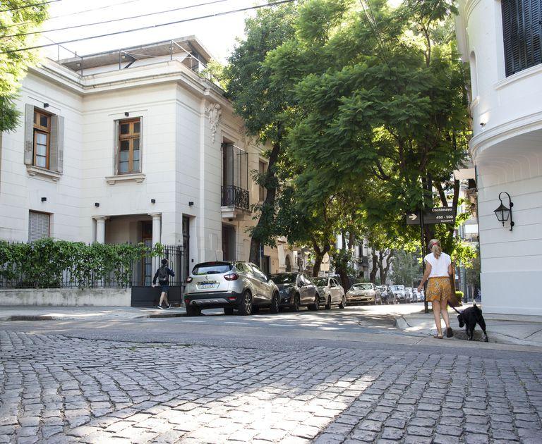 La zona del Barrio Inglés, uno de los rincones más bellos (y costizados) del barrio