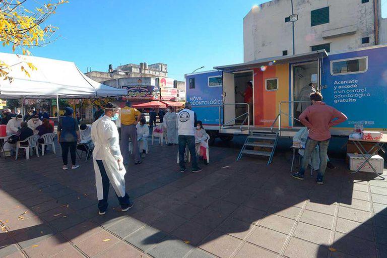 Se detectaron dos casos de coronavirus en un mercado en Córdoba