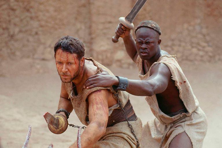 Gladiador: el film que revivió un género olvidado y convirtió a Russell Crowe en un inesperado símbolo sexual