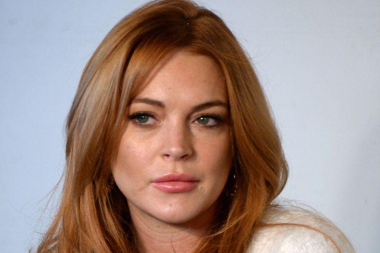 Las batallas personales de Lindsay Lohan provocaron que su trabajo se viera afectado