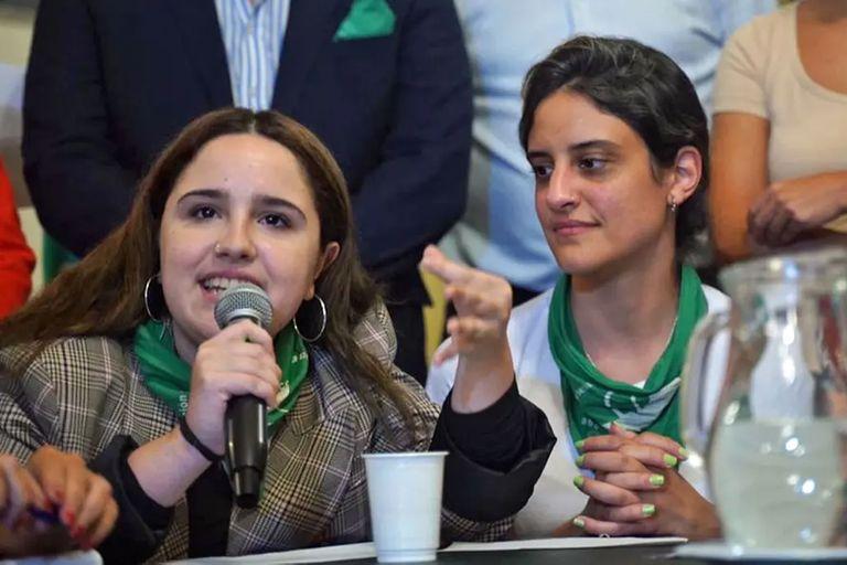Aborto legal: el mensaje de Ofelia Fernández tras la aprobación de la ley