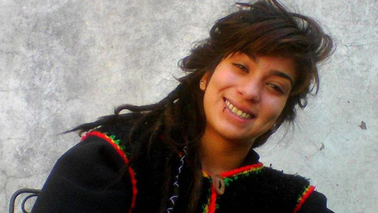 Lucía Pérez tenía 16 años
