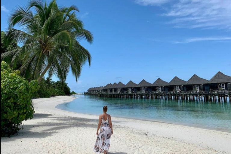 Las islas Maldivas son un destino seguro y cercano para los indios ricos