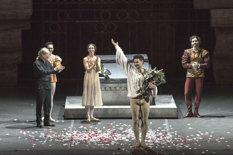 La última noche memorable de Iñaki Urlezaga en el Teatro Colón