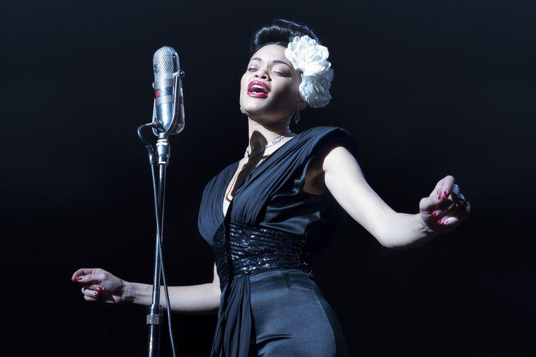 Day interpretó a la legendaria cantante de jazz Billie Holiday en una nueva biopic y recibió el reconocimiento de los Globo de Oro