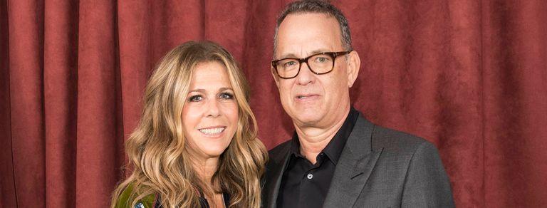 Tom Hanks y Rita Wilson: 30 años de un amor de película