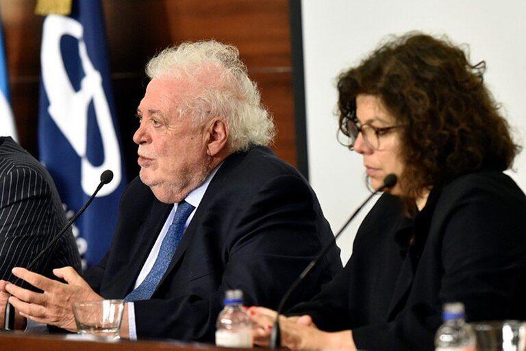 El Gobierno aceptó oficialmente la renuncia de Ginés González García y designó a Carla Vizzotti en su lugar