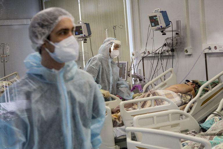 El rebrote desconcierta a Putin y culpan a los rusos por la lenta vacunación