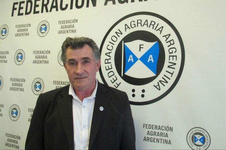 Carlos Achetoni, presidente de FAA