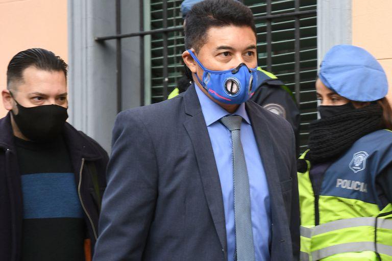 Mariano Ariel Perroni, el coordinador de los enfermeros que atendían a Maradona, declaró como imputado