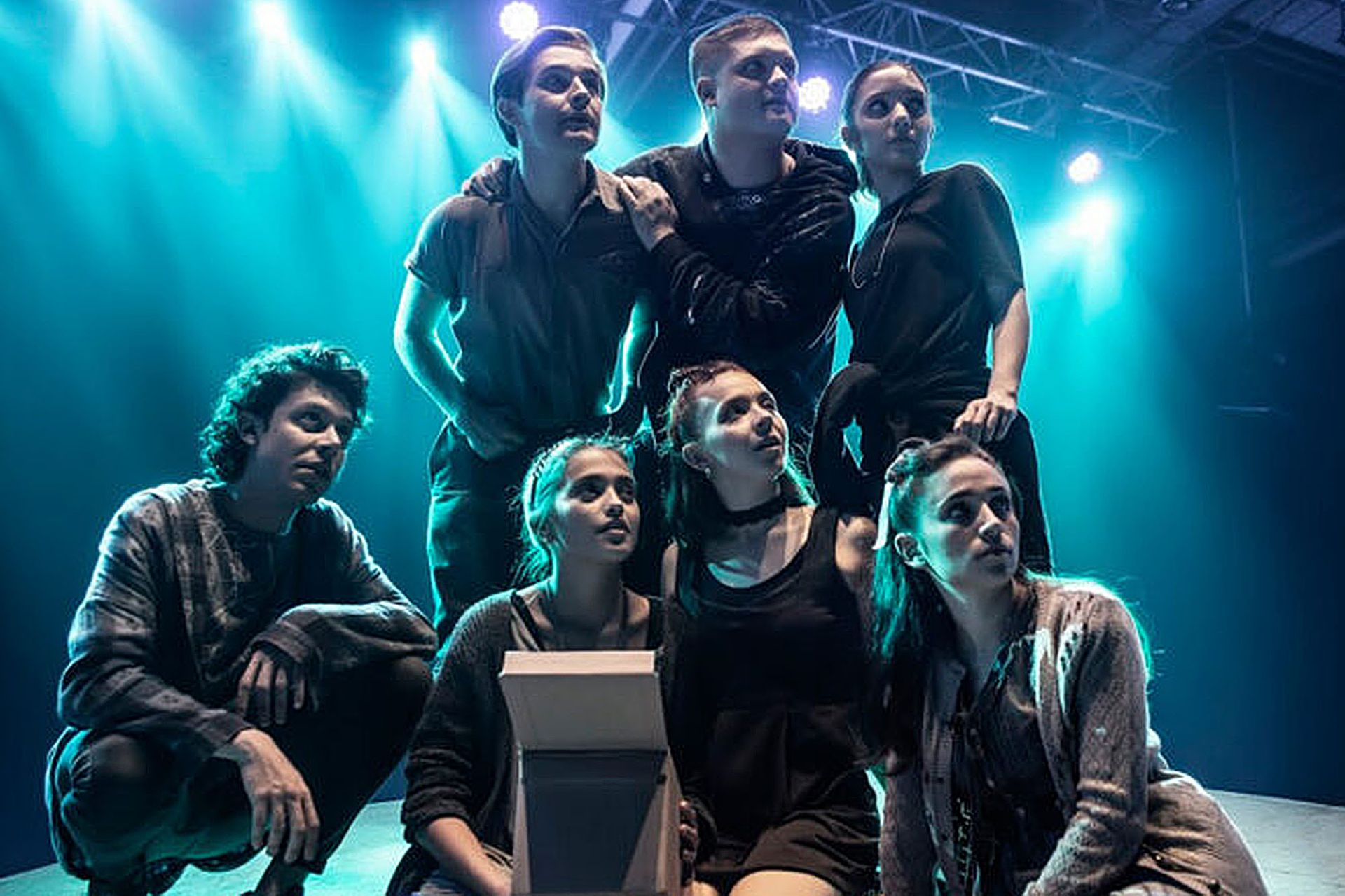 Jóvenes talentosos en un musical diferente: Juegos