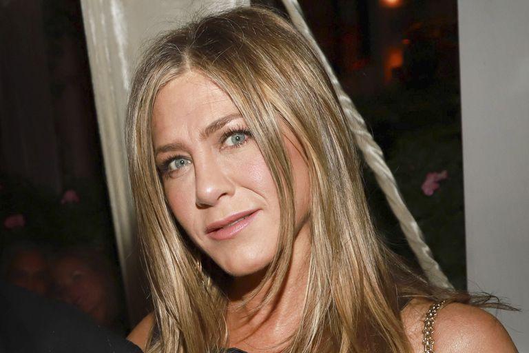 Jennifer Aniston habló del vínculo que mantiene con sus exparejas