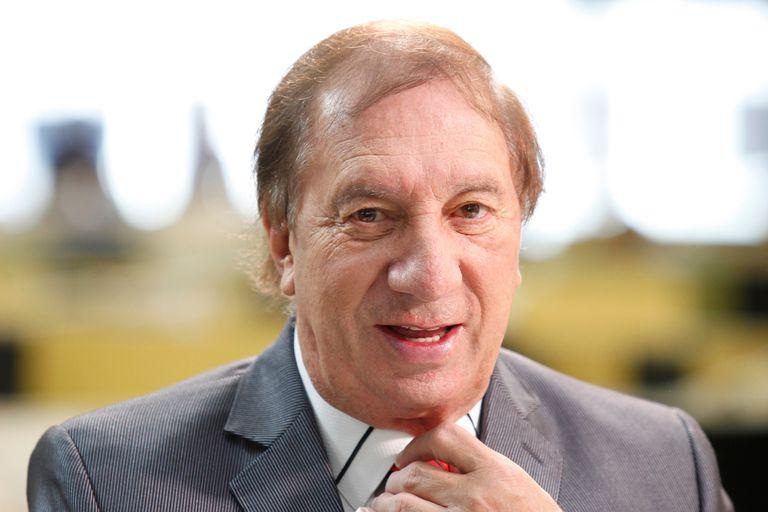Carlos Bilardo, en una imagen de archivo.