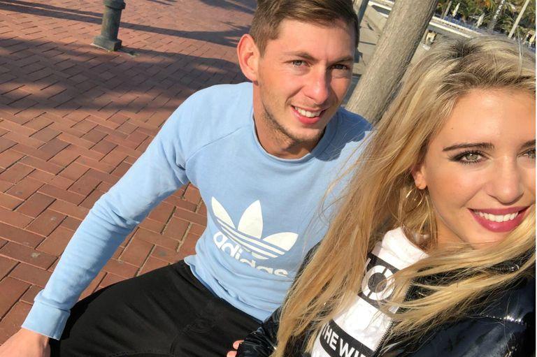 Bereniche Schkair, junto con Emiliano Sala