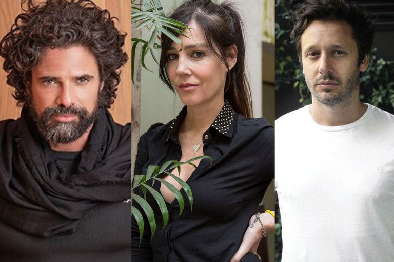 Telefe comenzó a filmar una serie protagonizada por Vicuña y Luciano Castro